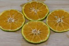 Ταϊλανδικό πορτοκάλι φετών Στοκ φωτογραφία με δικαίωμα ελεύθερης χρήσης