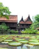 Ταϊλανδικό σπίτι στοκ εικόνα με δικαίωμα ελεύθερης χρήσης