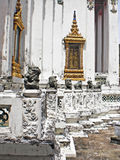Ταϊλανδικό στοιχείο αρχιτεκτονικής στοκ εικόνες