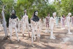 Ταϊλανδικό φάντασμα (φάντασμα της Peta), Ταϊλάνδη Στοκ Εικόνες