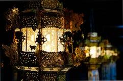 Ταϊλανδικό φανάρι Στοκ Φωτογραφία