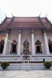 Ταϊλανδικό φεστιβάλ ναών Στοκ Εικόνα