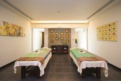 Ταϊλανδικό δωμάτιο μασάζ στη SPA Στοκ εικόνα με δικαίωμα ελεύθερης χρήσης