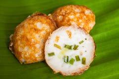 Ταϊλανδικό desser Στοκ εικόνες με δικαίωμα ελεύθερης χρήσης