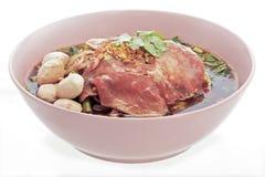 Ταϊλανδικό noodle Στοκ Φωτογραφίες