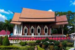 Ταϊλανδικό salaloi wat ναών Στοκ Φωτογραφίες