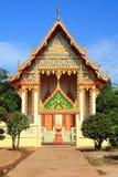 Ταϊλανδικό tample Στοκ Εικόνες