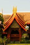 ταϊλανδικό wat Στοκ Φωτογραφίες