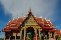 ταϊλανδικό wat Στοκ φωτογραφίες με δικαίωμα ελεύθερης χρήσης