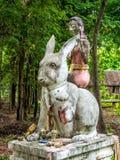 Ταϊλανδικό zodiac έτος στοκ φωτογραφίες με δικαίωμα ελεύθερης χρήσης