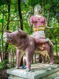 Ταϊλανδικό zodiac έτος στοκ εικόνα