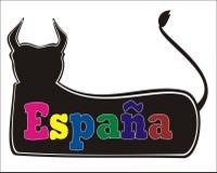 ταύρος ισπανικά Στοκ Εικόνα