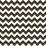 Τα άνευ ραφής τα διανυσματικά βέλη και λωρίδες σχεδίων σιριτιών σχεδιάζουν γραπτό με τα χρυσά αστέρια κλίσης Στοκ εικόνες με δικαίωμα ελεύθερης χρήσης