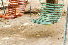 ταλάντευση καθισμάτων Στοκ Εικόνες