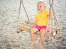 ταλάντευση μωρών Στοκ Εικόνα