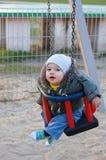 ταλάντευση μωρών Στοκ Φωτογραφία