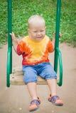 ταλάντευση μωρών Στοκ Φωτογραφίες