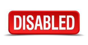 Τα άτομα με ειδικές ανάγκες κουμπώνουν ελεύθερη απεικόνιση δικαιώματος
