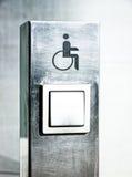 Τα άτομα με ειδικές ανάγκες υπογράφουν Στοκ φωτογραφίες με δικαίωμα ελεύθερης χρήσης