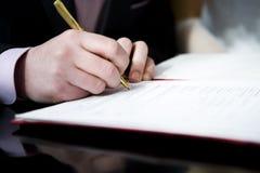 τα άτομα υπογράφουν στοκ φωτογραφία με δικαίωμα ελεύθερης χρήσης