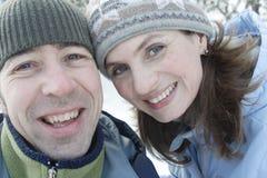 τα άτομα χαμογελούν τις ν&e Στοκ Φωτογραφία