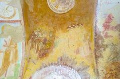 Τα έργα ζωγραφικής εκκλησιών Στοκ Φωτογραφίες