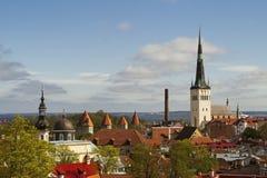 Ταλίν (Εσθονία) Στοκ Φωτογραφίες