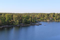 Ταλίν, capitel της Εσθονίας, ywar το 2014 Στοκ εικόνες με δικαίωμα ελεύθερης χρήσης