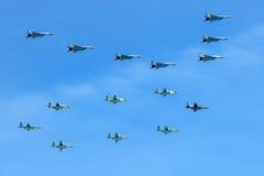 Τα αεροπλάνα σύρουν τον αριθμό 70 Στοκ φωτογραφίες με δικαίωμα ελεύθερης χρήσης