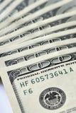 τα αμερικανικά χρήματα δο&l στοκ εικόνες