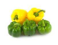 Τα ανάμεικτα ώριμα λαχανικά κλείνουν επάνω Στοκ Εικόνα