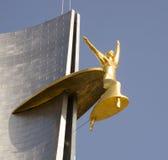 Τα αναμνηστικά επιτύμβια στήλη Στοκ εικόνα με δικαίωμα ελεύθερης χρήσης