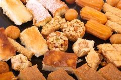 Τα ανατολικά γλυκά κλείνουν επάνω στοκ εικόνα με δικαίωμα ελεύθερης χρήσης