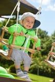 Ταλαντεμένος μωρό Στοκ Εικόνες