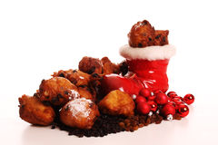 τα αποκαλούμενα donuts ολλα& Στοκ Φωτογραφία