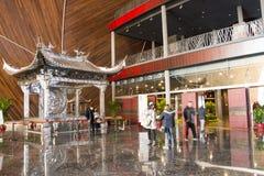 Τα ασιατικά κινέζικα, Πεκίνο, εθνικό κέντρο για τις τέχνες προς θέαση, σύγχρονη αρχιτεκτονική Στοκ φωτογραφία με δικαίωμα ελεύθερης χρήσης