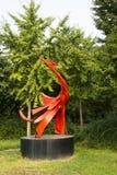 Τα ασιατικά κινέζικα, Πεκίνο, διεθνές πάρκο γλυπτών, Phoenix Στοκ φωτογραφία με δικαίωμα ελεύθερης χρήσης