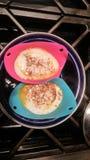 τα αυγά κυνήγησαν λαθραί&alph Στοκ εικόνα με δικαίωμα ελεύθερης χρήσης