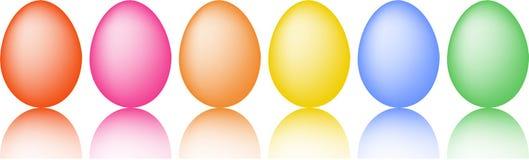 τα αυγά Πάσχας απομόνωσαν &tau Απεικόνιση αποθεμάτων