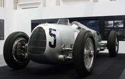 τα αυτόματα Grand Prix αυτοκινήτω Στοκ Φωτογραφίες