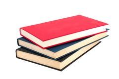 τα βιβλία συσσωρεύουν τ&r Στοκ Φωτογραφία