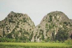 Τα βουνά διδύμων στοκ φωτογραφία με δικαίωμα ελεύθερης χρήσης