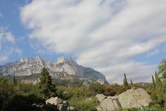 Τα βουνά και τα οροπέδια στοκ φωτογραφία με δικαίωμα ελεύθερης χρήσης
