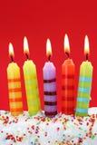 τα γενέθλια σημαδεύουν π Στοκ φωτογραφίες με δικαίωμα ελεύθερης χρήσης
