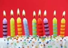τα γενέθλια σημαδεύουν &eps Στοκ εικόνες με δικαίωμα ελεύθερης χρήσης