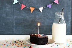 Τα γενέθλια μεταχειρίζονται Στοκ φωτογραφία με δικαίωμα ελεύθερης χρήσης