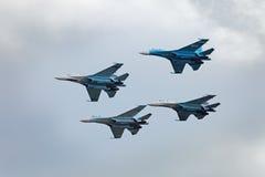 Τα γεράκια της Ρωσίας Στοκ Εικόνες