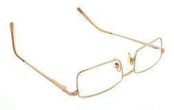 τα γυαλιά ανασκόπησης απ&omi Στοκ φωτογραφία με δικαίωμα ελεύθερης χρήσης
