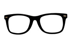 τα γυαλιά απομόνωσαν ανα&delt στοκ φωτογραφία με δικαίωμα ελεύθερης χρήσης