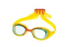 τα γυαλιά κολυμπούν Στοκ εικόνες με δικαίωμα ελεύθερης χρήσης